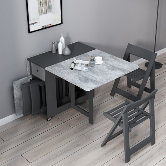 37++ Small 3 piece folding dining table set Best