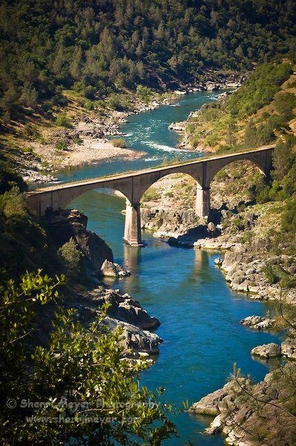 No Hands Bridge, Auburn, CA