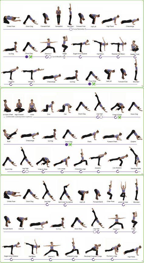 Hatha Yoga Poses For Beginners Pdf