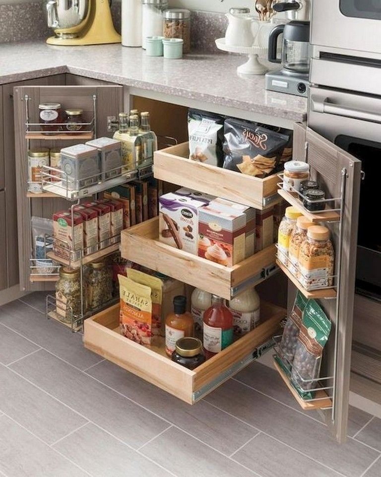 37 Stunning Kitchen Cabinets Organization Layout Cupboards Storage Ideas The Kitchen Cabinet Organization Layout Kitchen Design Small Kitchen Remodel Small