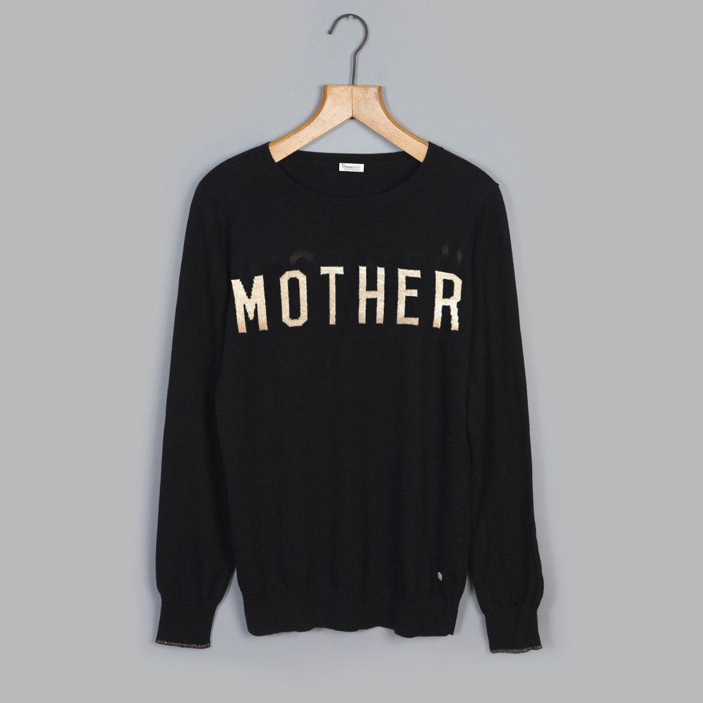 MOTHER cashmere charity sweater for Refugee Support Europe. Ideal ...