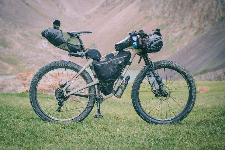 Salsa Woodsmoke Review 29 Best Road Bike Bikepacking Trek
