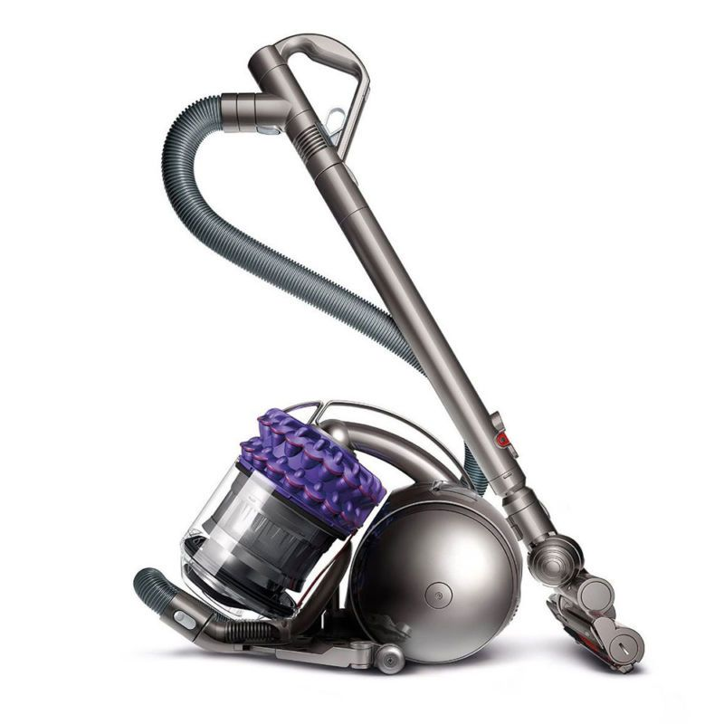 Dyson Cy18 Cinetic Animal Canister Vacuum Purple Refurbished Official Dyson Ebay Store 6 Month Warranty P Canister Vacuum Best Canister Vacuum Dyson