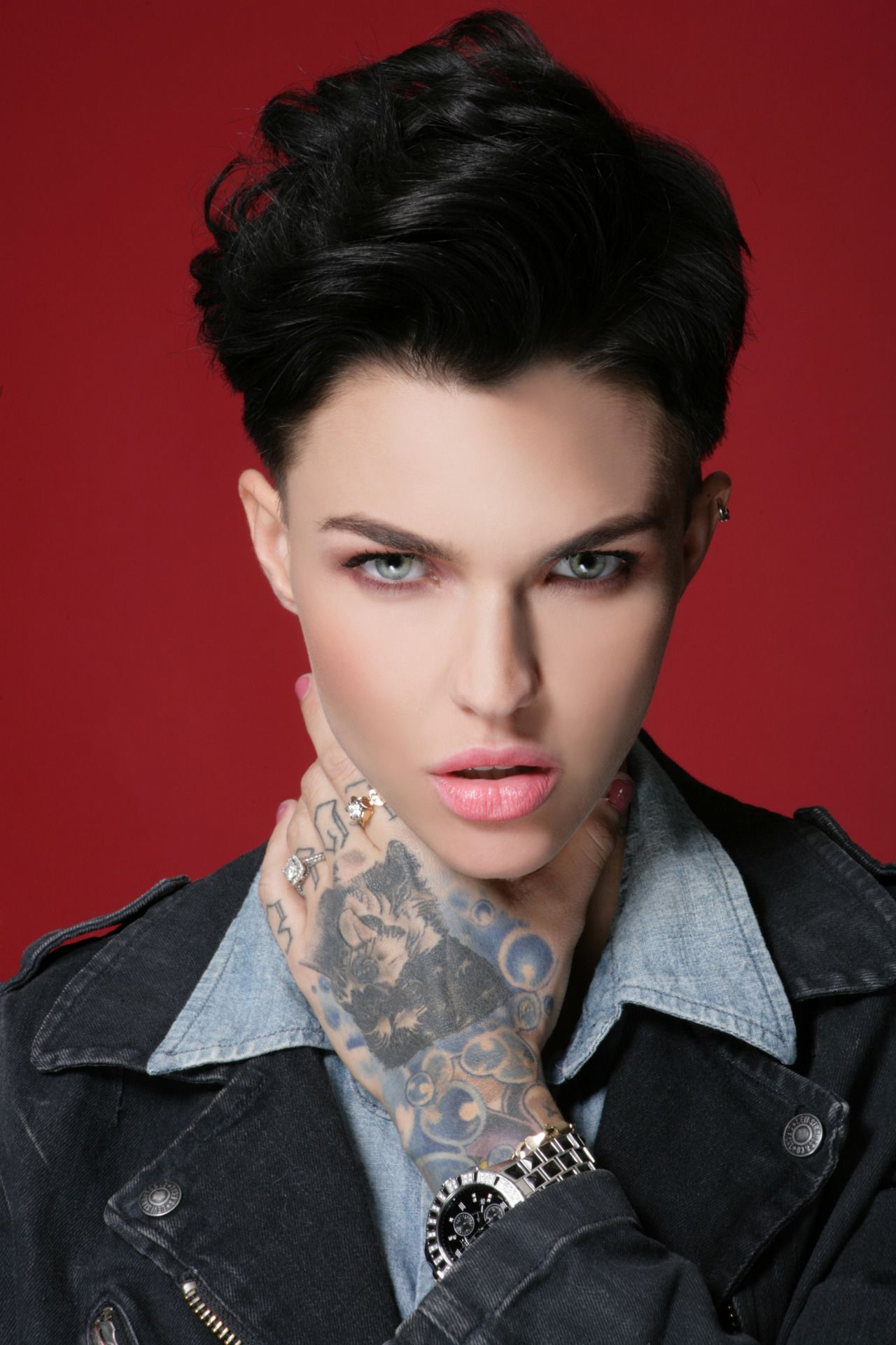 2019 Ruby Rose naked (22 photo), Pussy, Cleavage, Twitter, cameltoe 2020