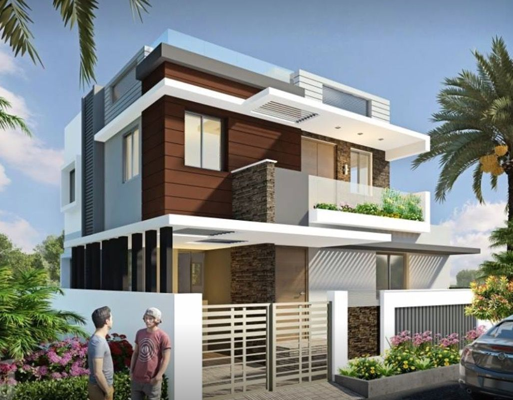 Front Elevation Of A Bungalow : Pin by vinesh on elevation pinterest architecture