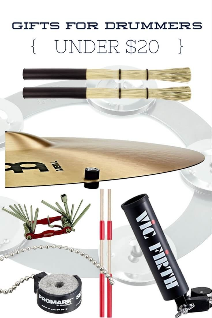 Gifts For Drummers Under 20 Cool Gadgets Gifts For