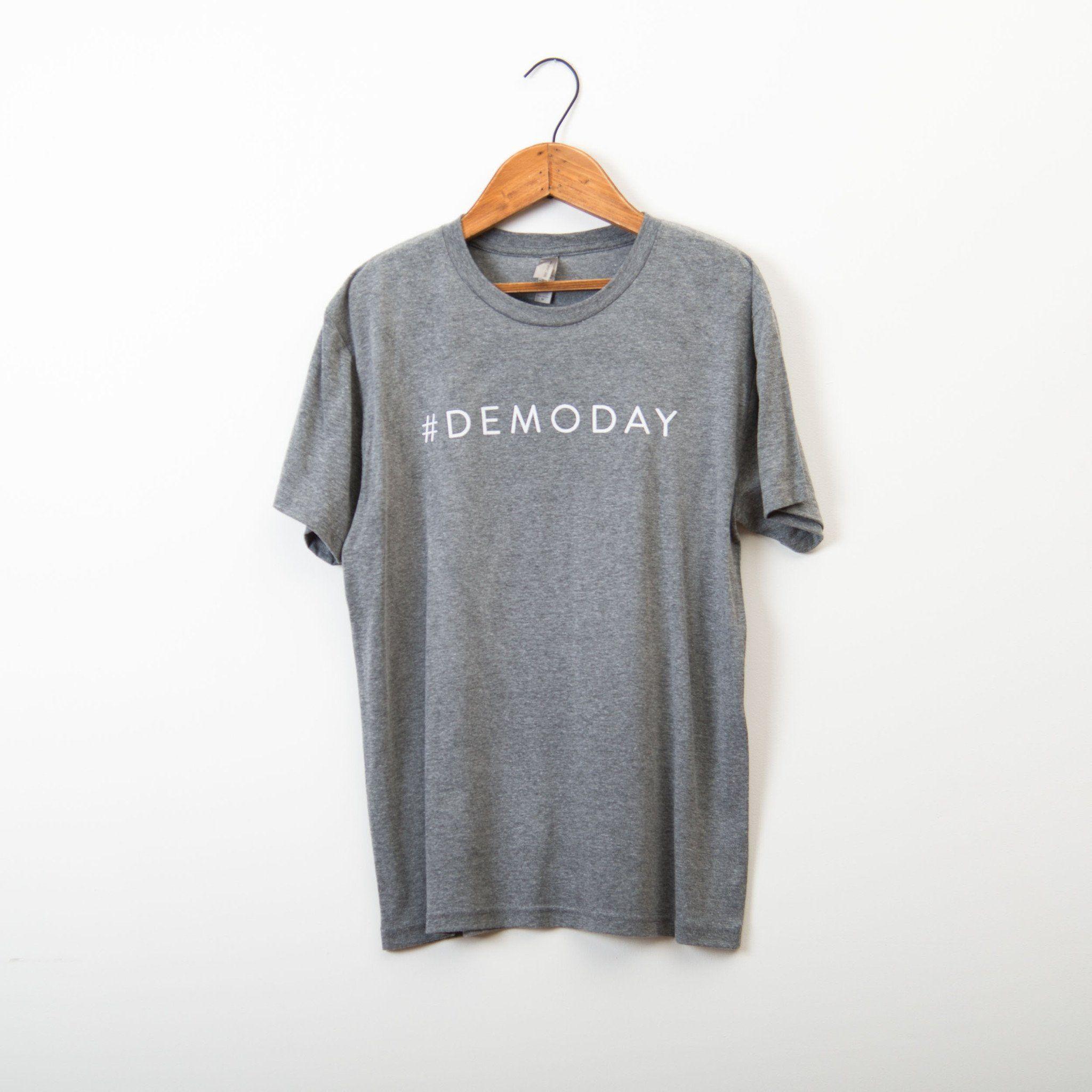 #DEMODAY Shirt #chipandjoannagainescostume