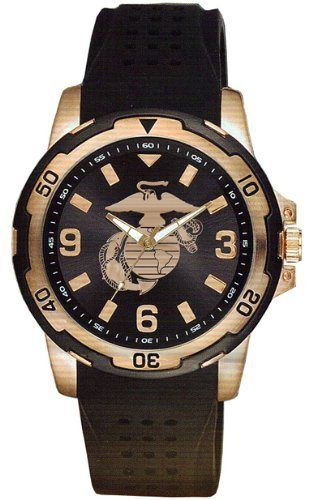 Gold Marine Corp Watch Looking For A USMC Graduation Gift Your New Is Perfect