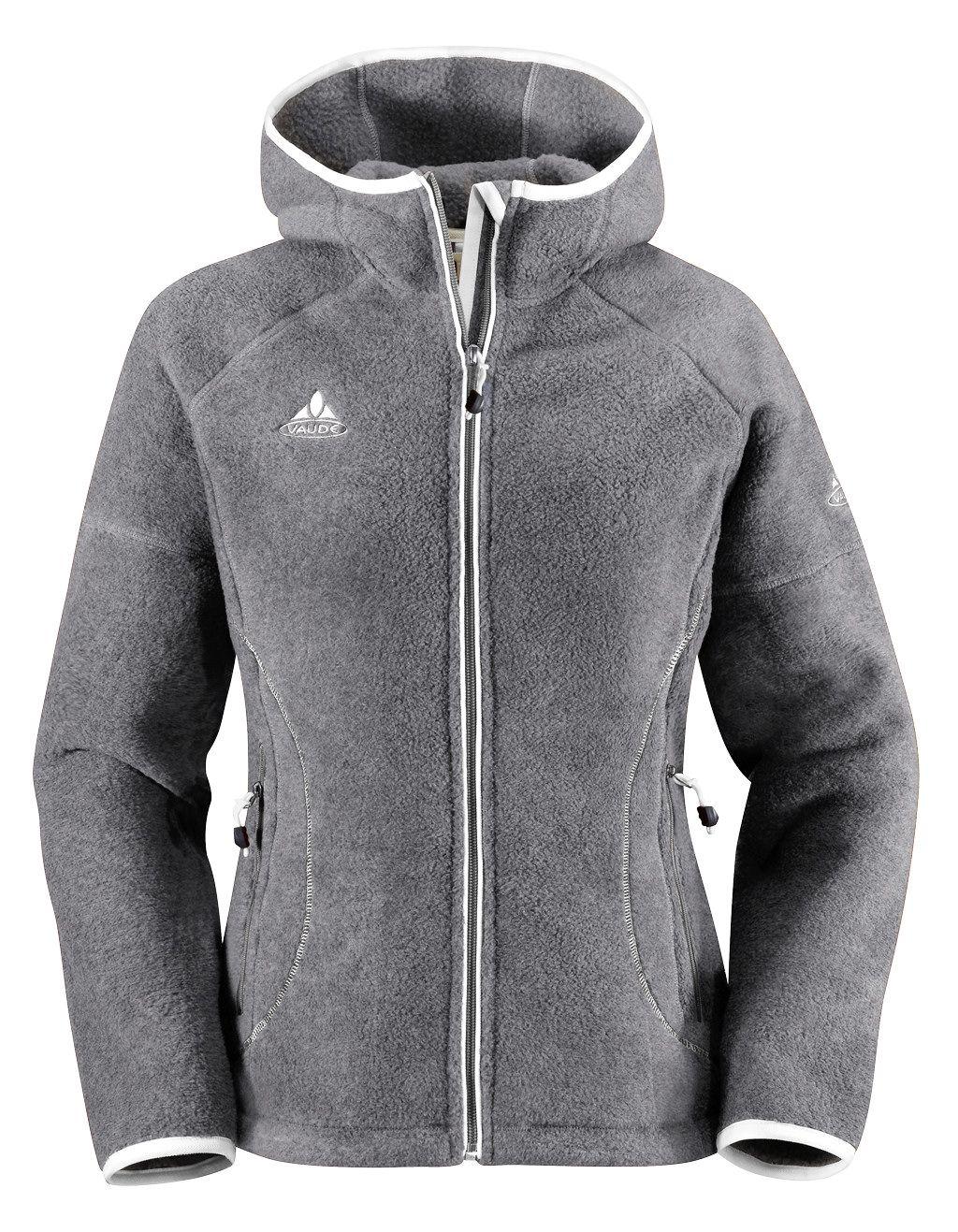 Vaude damen jacke valluga fleece jacket ii