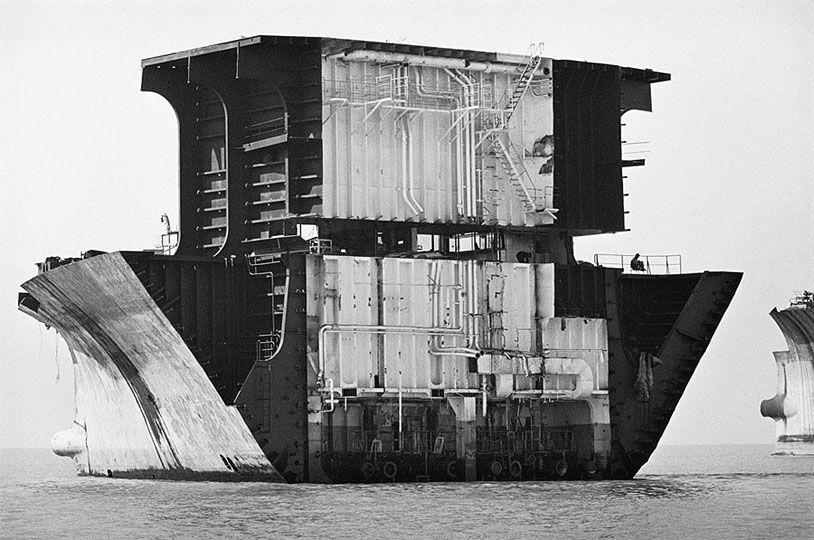 Shipwreckers #7, by Tomasz Gudzowaty