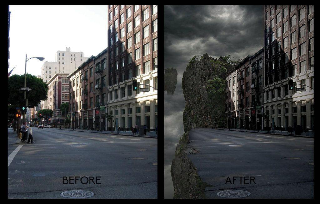 Composite Photography Images Photoshop Surreal Photo Composite - Photographer uses photoshop to create surreal dreamy composite images