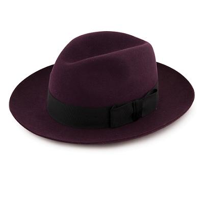 e745470a6f2 Christy s - Grosvenor Fedora Shape Hat - - ONLY £60.00!!!! BLACK ...