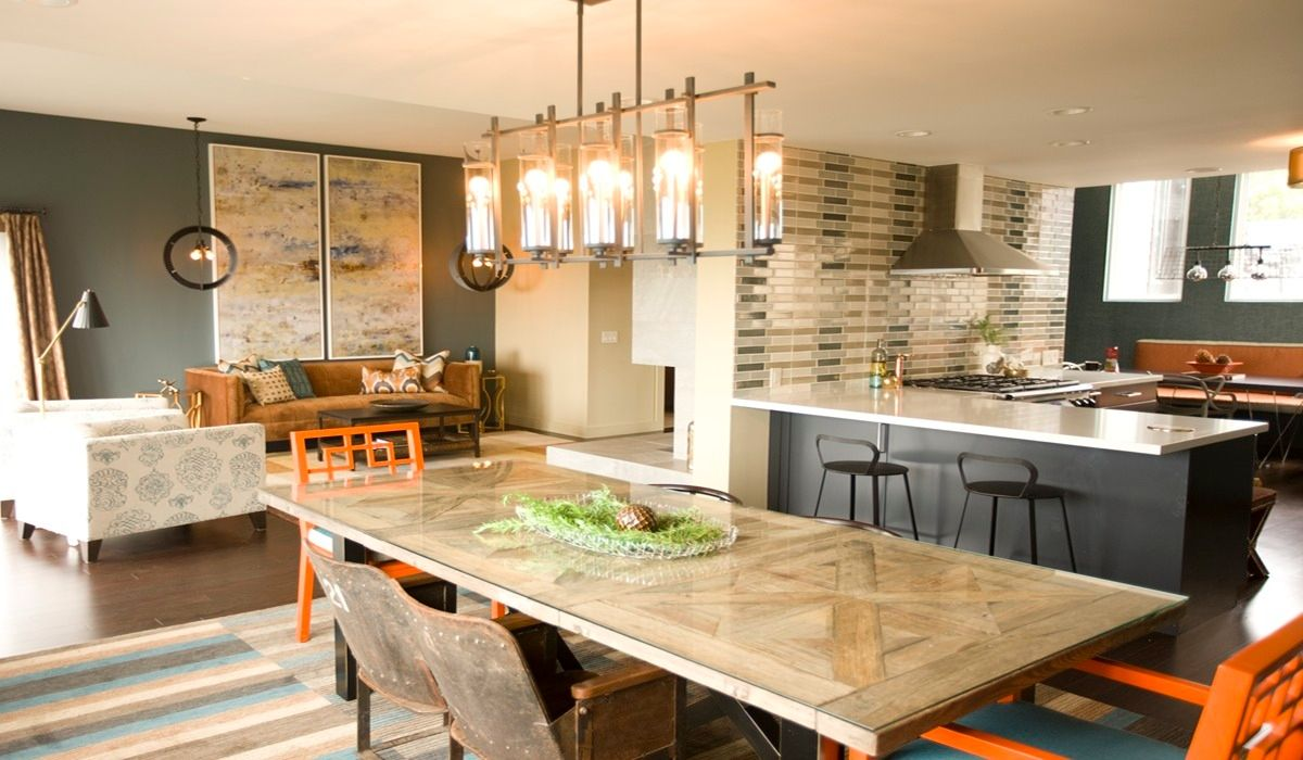 The Kitchen Remodel Low-down | Property brothers, Open concept and ...