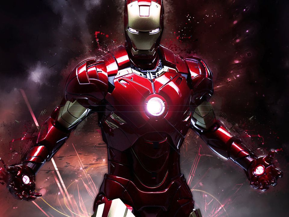 Imà Genes De Iron Man: Epicas Imagenes De Iron Man - Taringa!