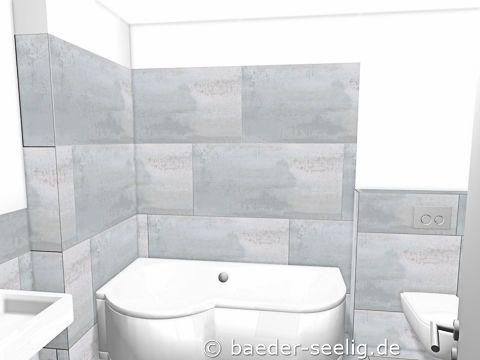 Badewanne mit Tür -Ideen für komfortable Badezimmer - BÄDER SEELIG