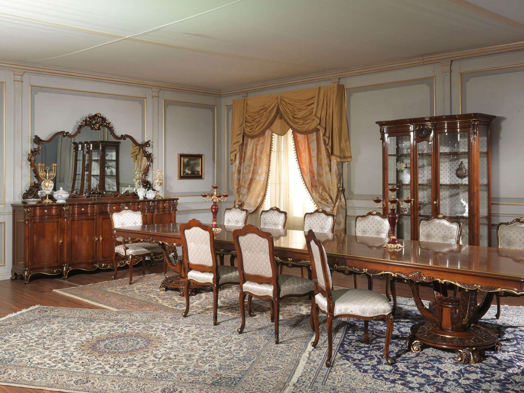 Salle à Manger Style Louis XV Photos