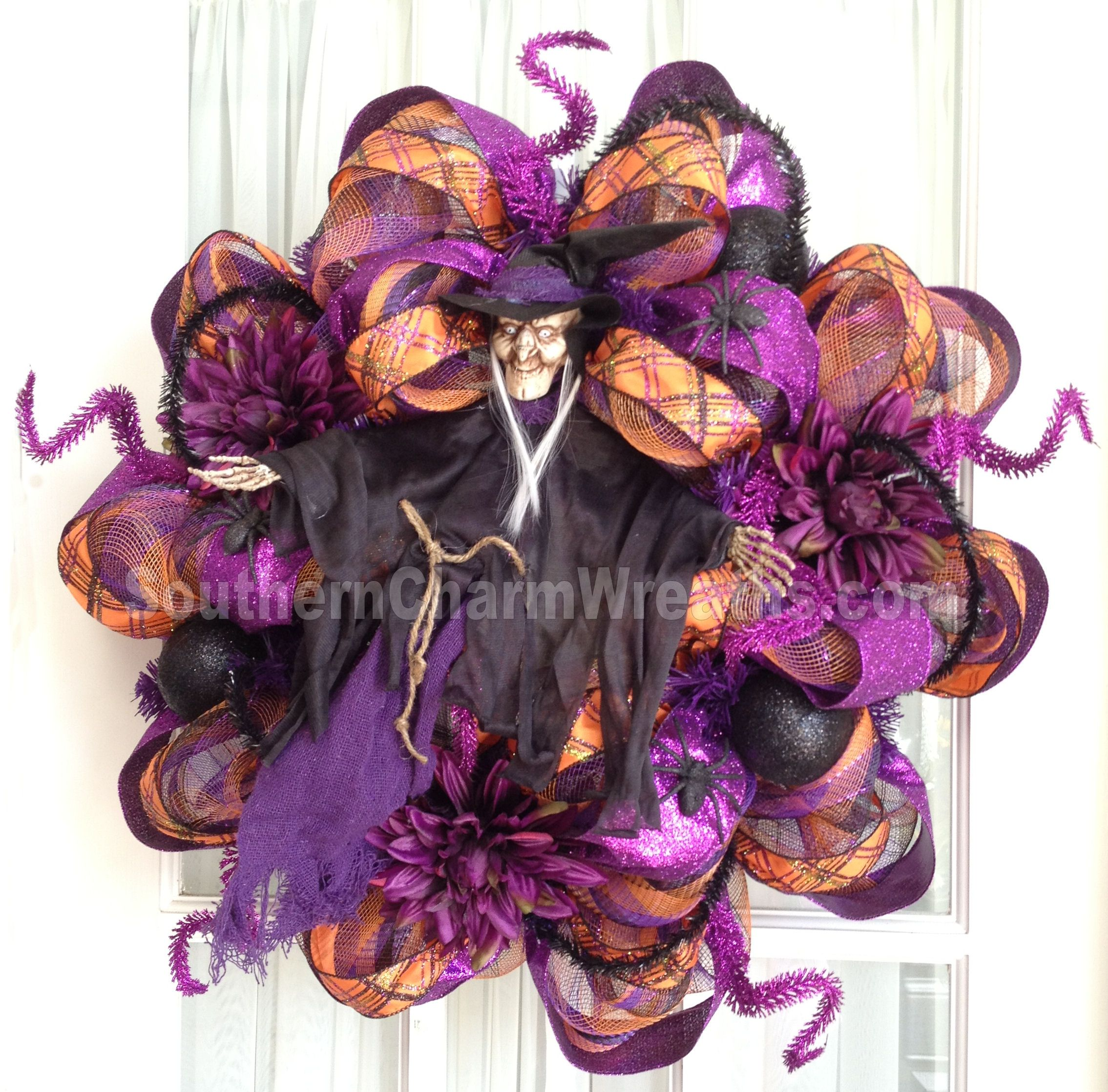 Geo mesh wreath form - Beautiful Deco Mesh Wreath Ideas You Will Love