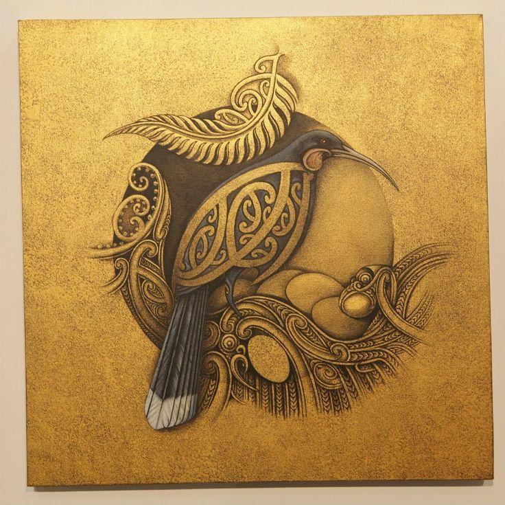 Image Result For Huia Bird Tattoo