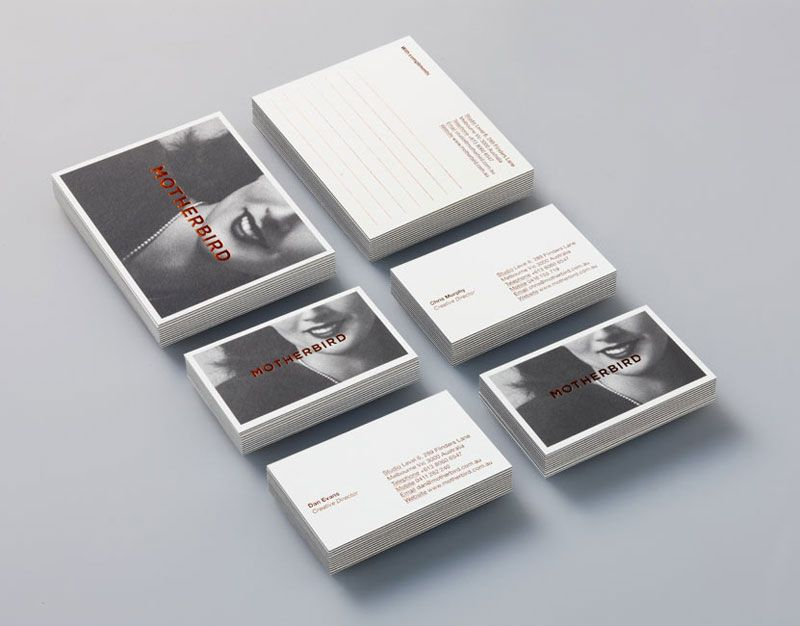 Beautiful business cards and postcards #foil_stamp #branding ...