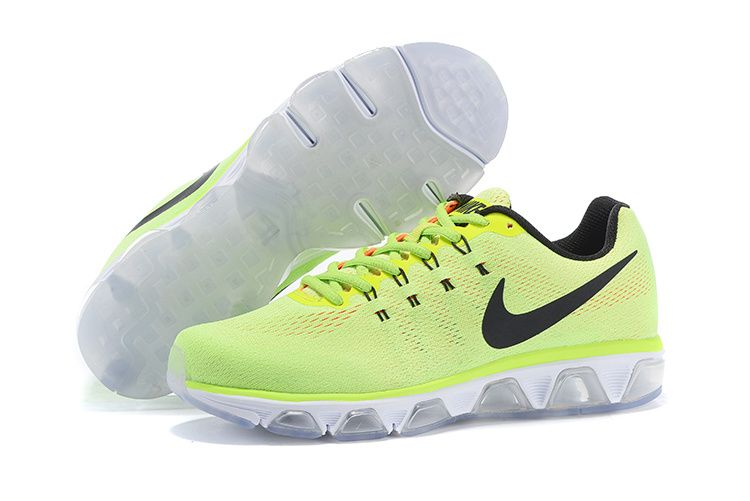 best website c1f21 75f4c Mens Nike Air Max Tailwind 8 Black Volt White