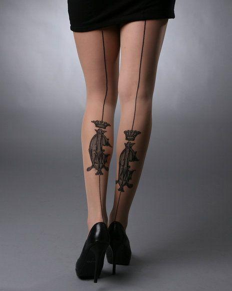 b2e1b1798b0 I love back seam stockings