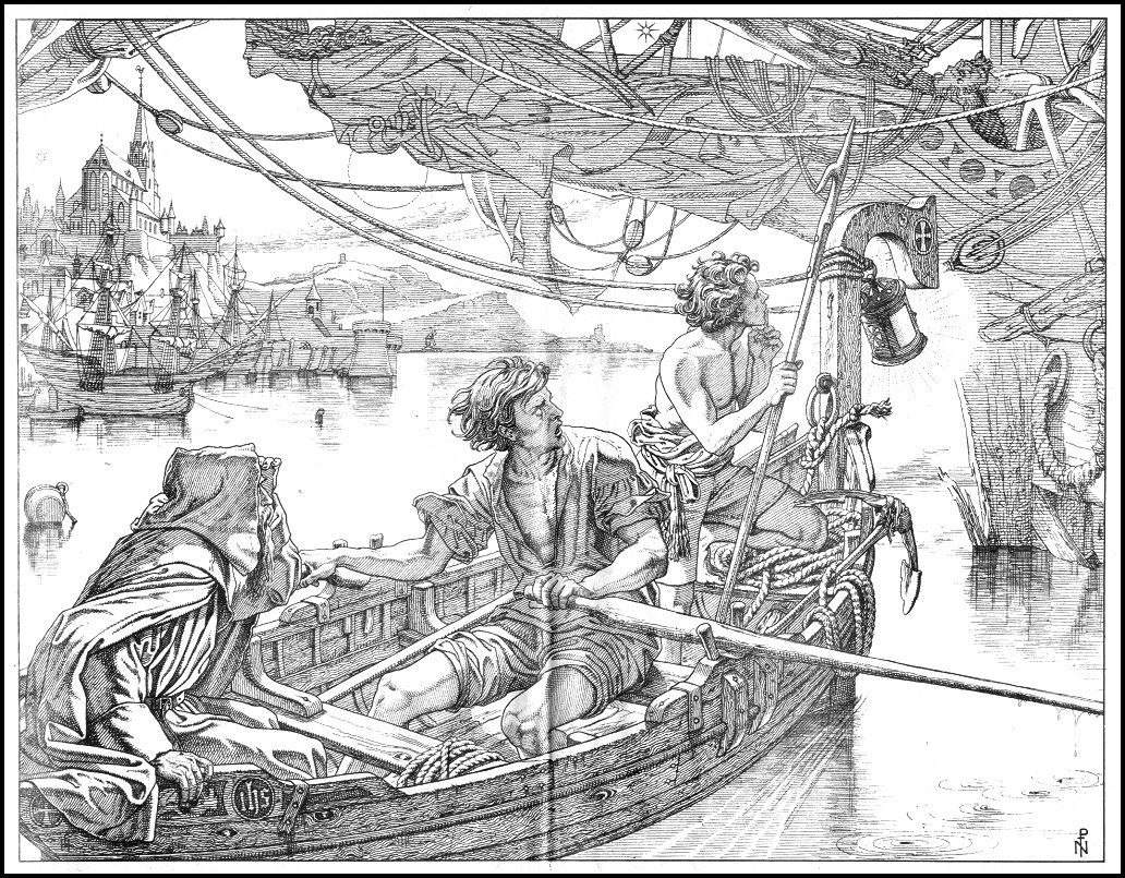 an introduction to the rime of the ancient mariner But it comes with a lot of extra impedimenta: a headnote in latin, an introduction,  the agony of penance in rime of the ancient mariner (lines 582-585.