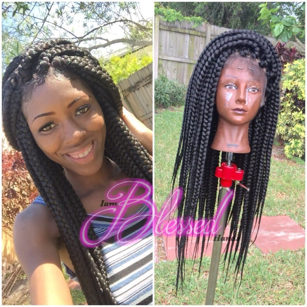 Braided wig shared by saraimommy wigs