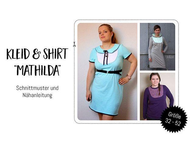 Schnittmuster Kleid & Shirt \