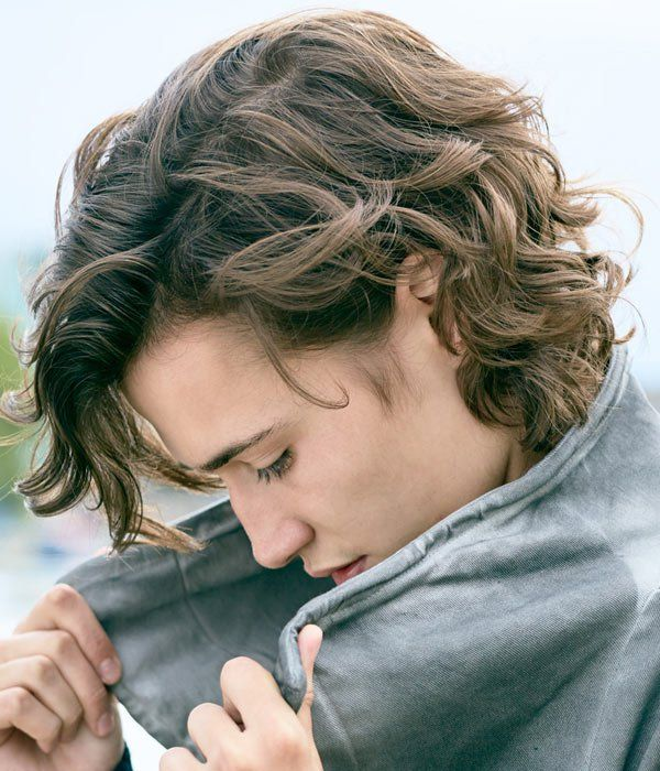 77 Best Curly Hairstyles Haircuts For Men 2020 Trends Wavy Hair Men Long Hair Styles Men Curly Hair Men