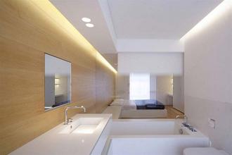 Plafond Indirect verlichting | Badkamer | Pinterest | Palace