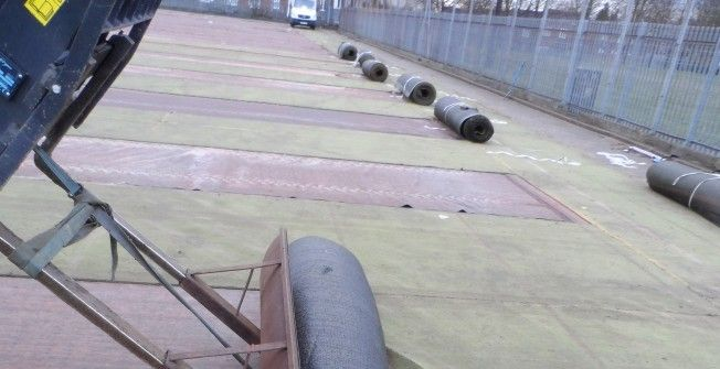 Resurfacing Rugby Pitches