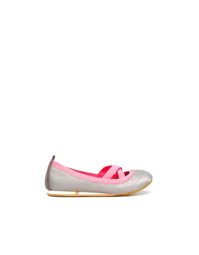 FANTASY PUMP - Shoes - Girl (2-14 years) - Kids - ZARA