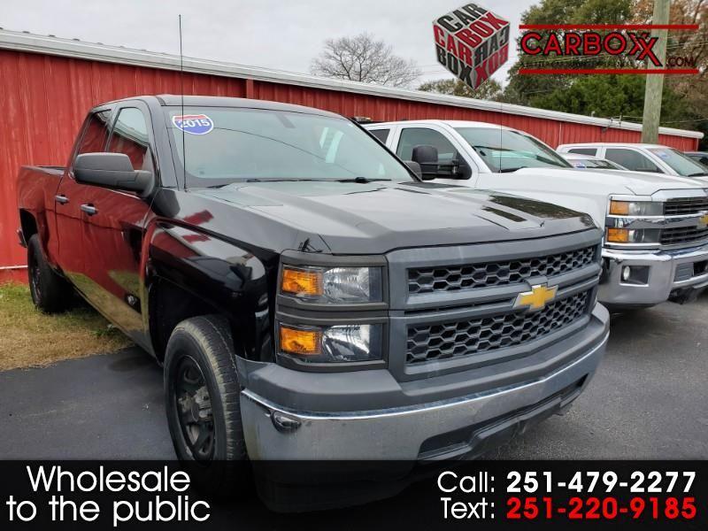 2015 Chevrolet Silverado 1500 Work Truck Double Cab 2wd 2015