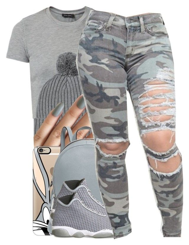 """""""Not Nice ~ PARTYNEXTDOOR❕"""" by justsamadhi ❤ liked on Polyvore featuring New Look, Casetify, MICHAEL Michael Kors and NIKE"""