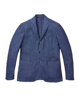 Gilt의 Luca Roda 세일 중 Cotton Textured Sportcoat