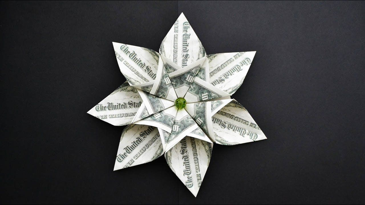 Easy Origami Dollar Bill Money Fish Instructions - YouTube ...   720x1280