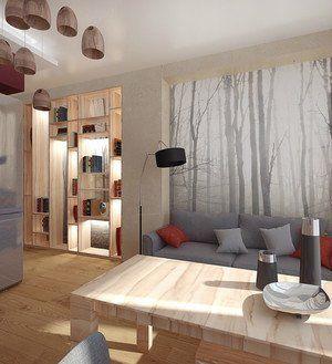Фотография - Кухня и столовая, стиль: Лофт