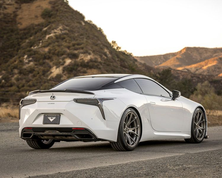 10 Things You Didn't Know About the Lexus LC 500 (With