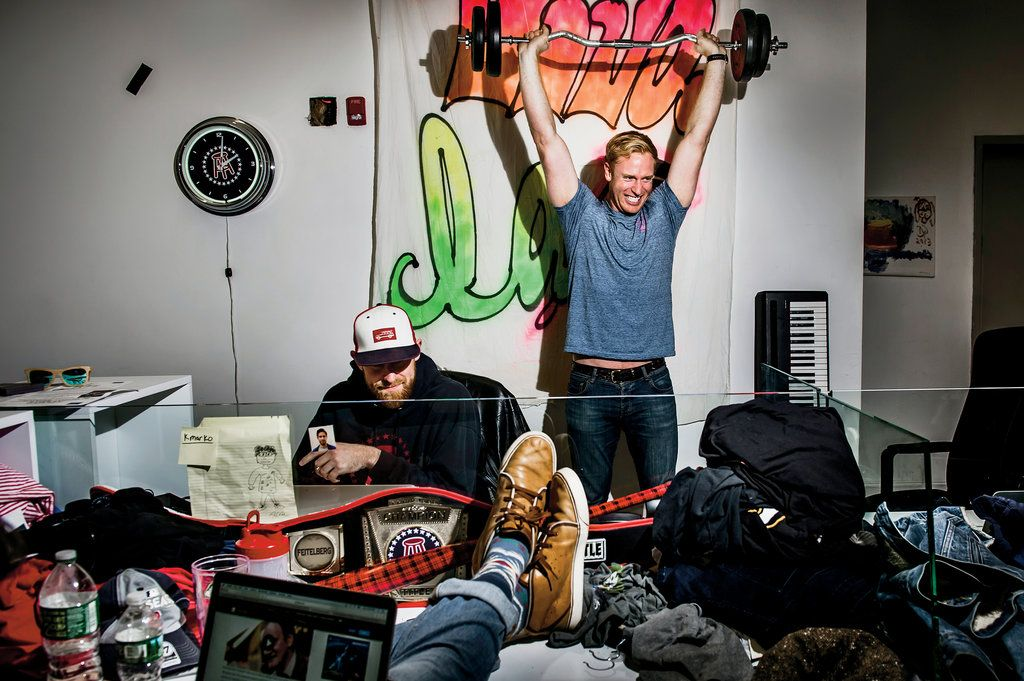 Spurned by ESPN, Barstool Sports Is Staying on Offense via