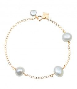 bracelet perle ginette
