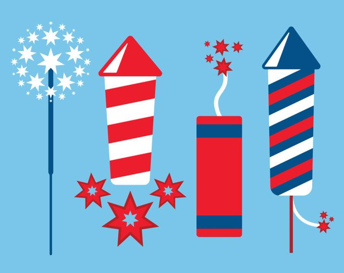 fireworks digital clip art digital files fireworks clipart rh pinterest ca fireworks clipart free fireworks clipart free
