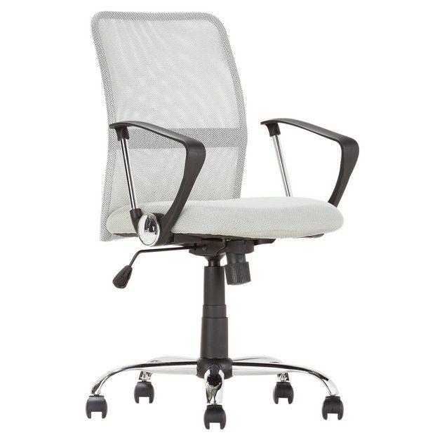 Buy Argos Home Mesh Mid Back Ergonomic Office Chair Grey Office Chairs Argos Office Chair Black Office Chair Ergonomic Office Chair