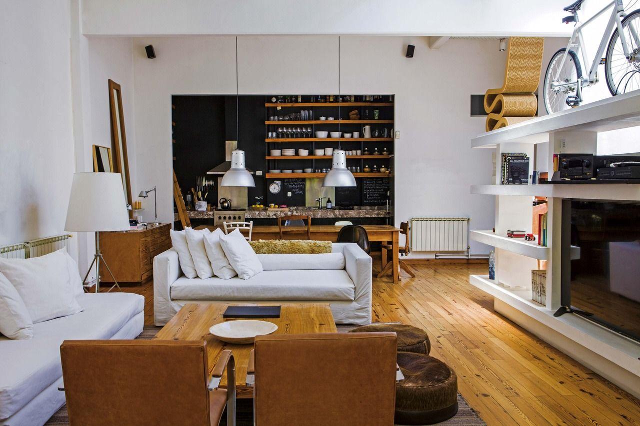 Un PH decorado con grandes diseños del siglo XX | Cocina comedor, Ph ...