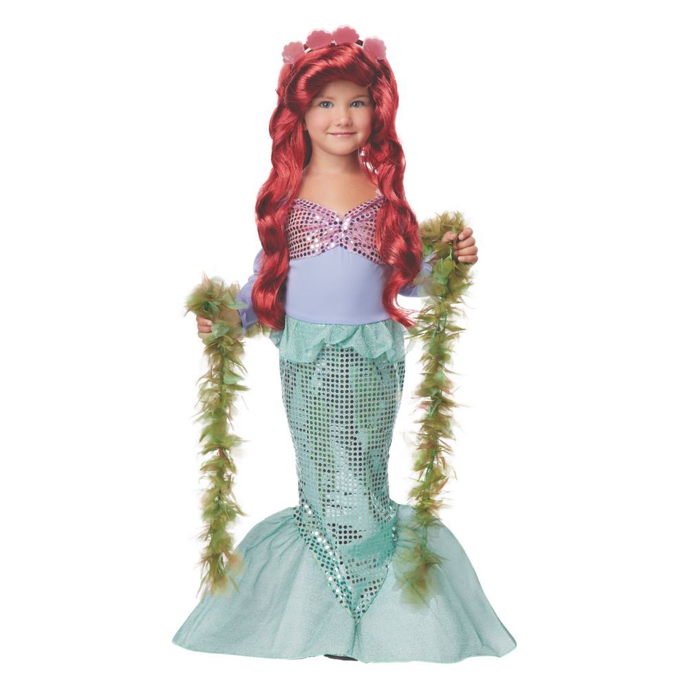 little mermaid girls halloween costume | products