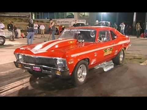 1972 Chevrolet Vega Yenko Stinger In Orange Paint Amp Engine