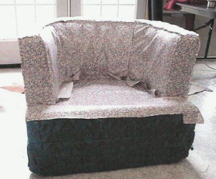 Slipcover A Barrel Or Tub Chair Slipcover Making The Professional Way Book 7 Ebook Slipcovers For Chairs Upholstery Armchair Couch Upholstery