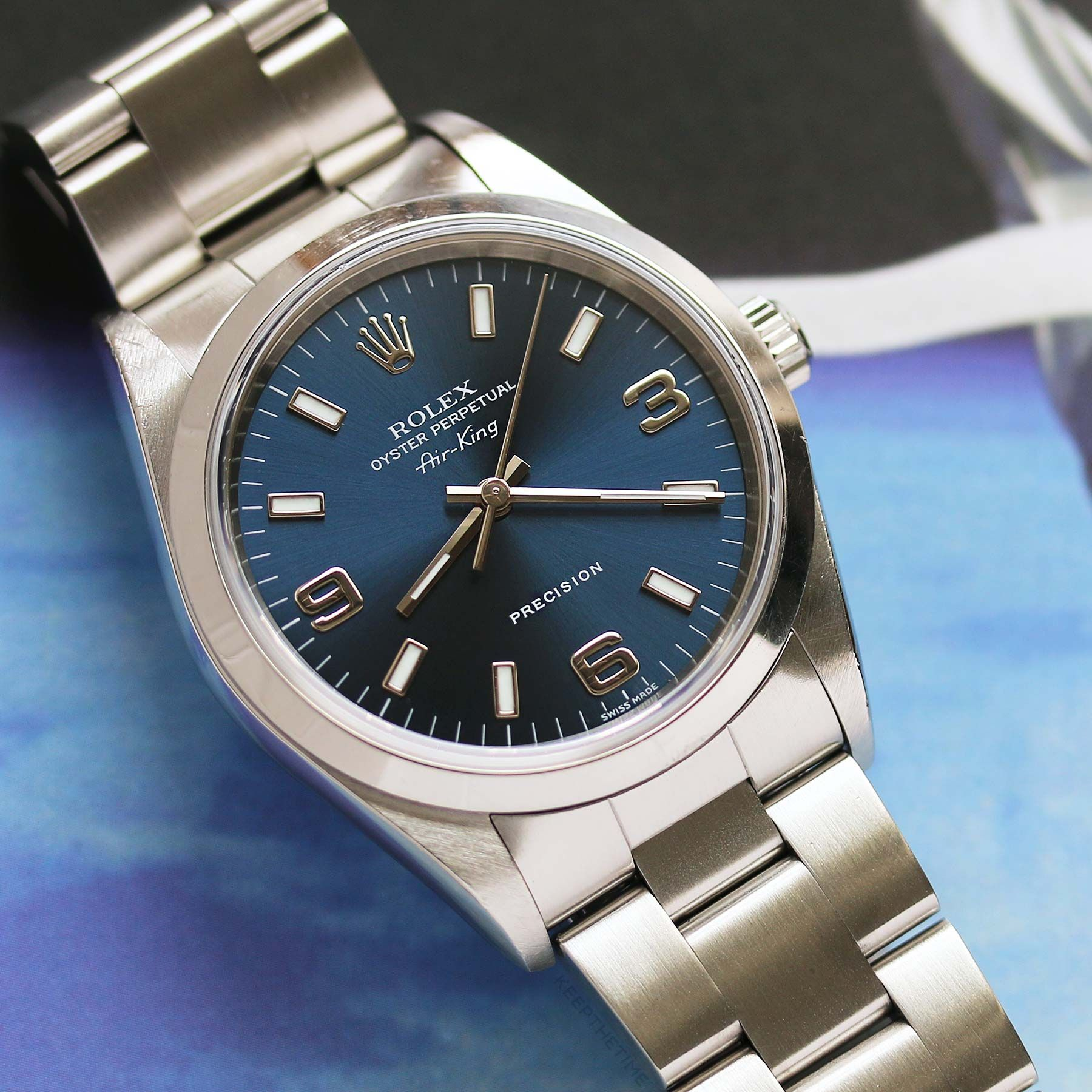Rolex AirKing 14000 in 2020 Rolex air king, Rolex