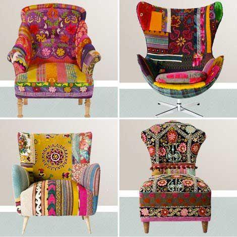 Color, contraste, color, alegría, color: combina tu interior blanco con elementos cargados de COLOR