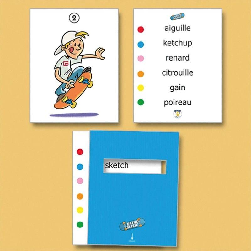 Orthoglisse Apprendre L Orthographe Hoptoys