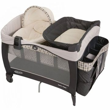 Graco Pack N Play Playard Newborn Napper Elite Vance